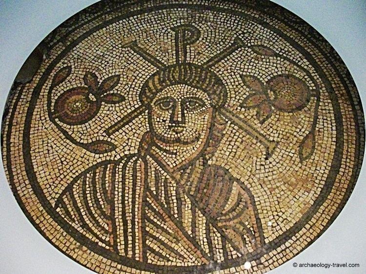 Hinton St Mary Mosaic Hinton St Mary Mosaic Archaeology Travel