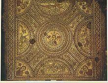Hinton St Mary Mosaic httpsuploadwikimediaorgwikipediacommonsthu