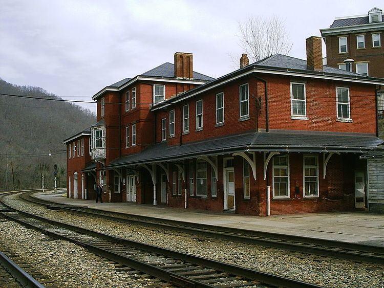 Hinton station (West Virginia)