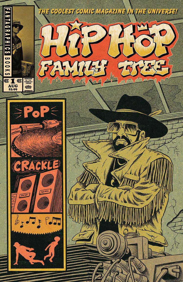 Hip Hop Family Tree fantagraphicscomflogwpcontentuploads201505
