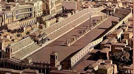 Hippodrome Roman Circus Circus Maximus Hippodrome Crystalinks