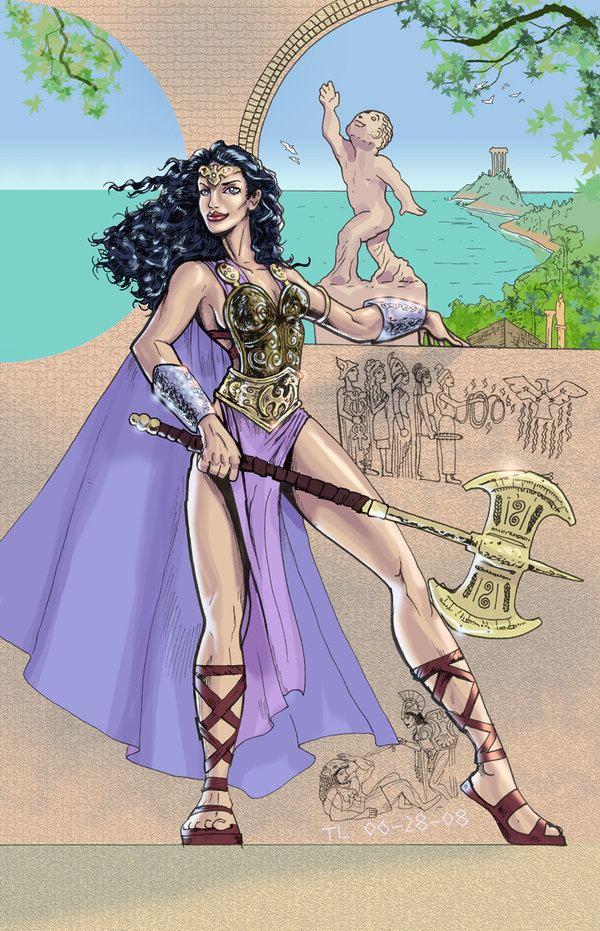 Hippolyta (DC Comics) Hippolyta news Comic Vine