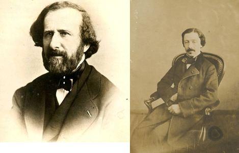 Hippolyte Fizeau III1 Hippolyte Fizeau Leon Foucault