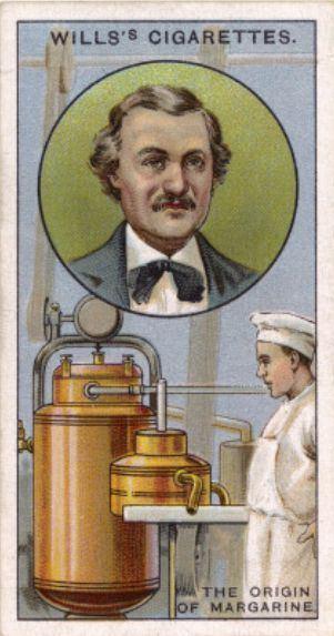 Hippolyte Mège-Mouriès Hippolyte MgeMouris inventeur de la margarine Passion Provence