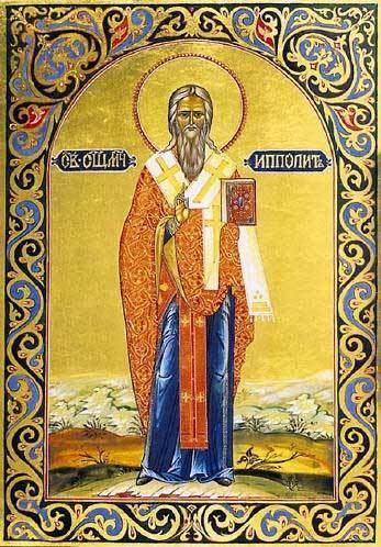 Hippolytus of Rome Hippolytus on the Twelve and the Seventy Apostles