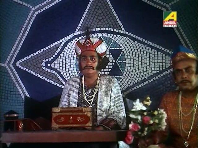 Hirak Rajar Deshe Heerak Rajar Deshe The Kingdom of Diamonds 1980 Satyajit Ray