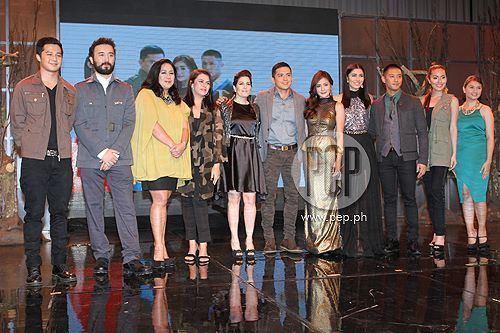 Hiram na Alaala Hiram Na Alaala cast members PEPph The Number One Site for