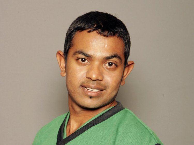 Hiren Varaiya (Cricketer)