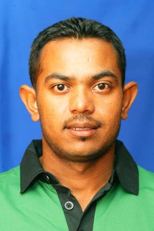 Hiren Varaiya (Cricketer) in the past