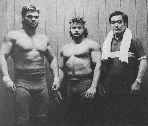 Hiro Matsuda Gallery Online World of Wrestling