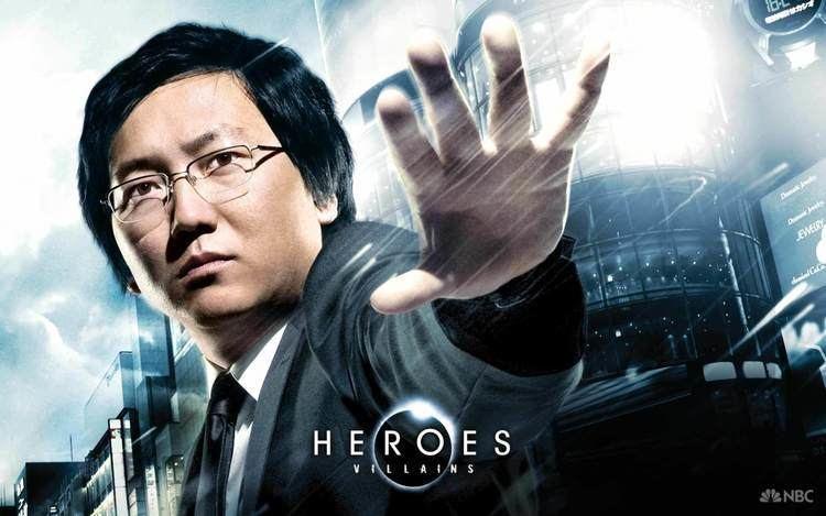 Hiro Nakamura Wallpaper actor Heroes Hiro Nakamura Masi Oka Masi Oka as Hiro