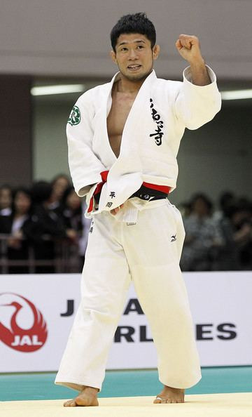 Hiroaki Hiraoka Hiroaki Hiraoka Photos All Japan Judo Championships By