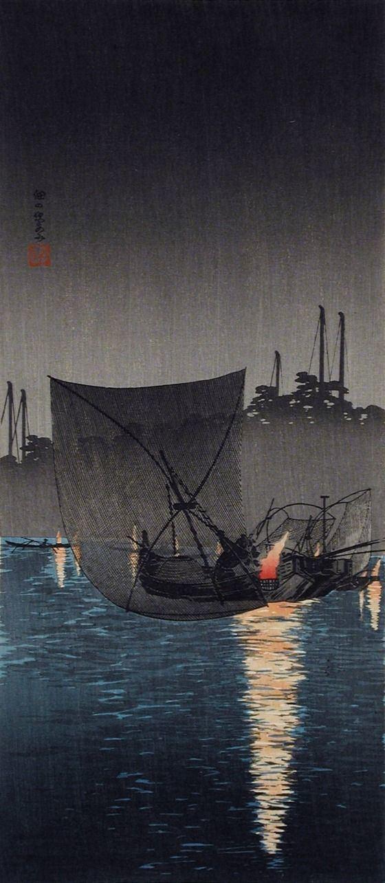 Takahashi Shōtei 174 best Takahashi Shtei images on Pinterest Woodblock print