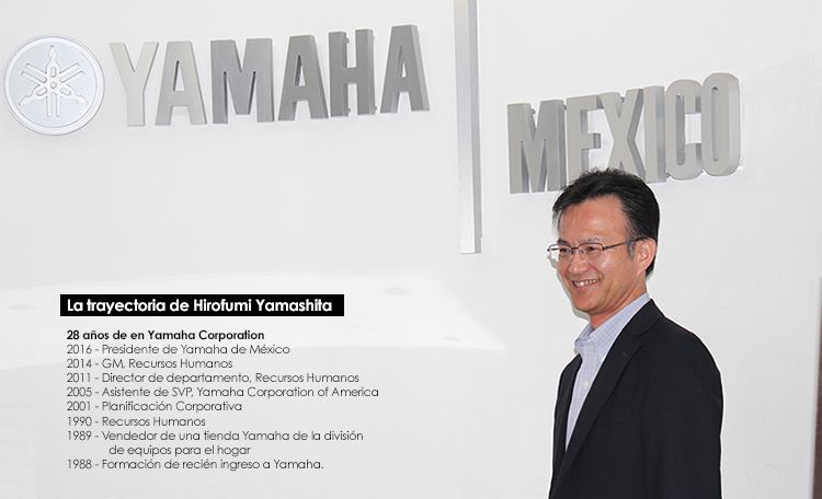 Hirofumi Yamashita Entrevista a Hirofumi Yamashita