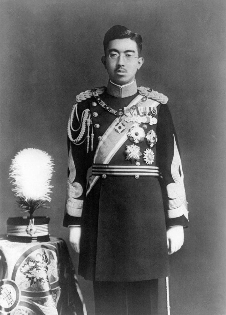 Hirohito httpsuploadwikimediaorgwikipediacommons44