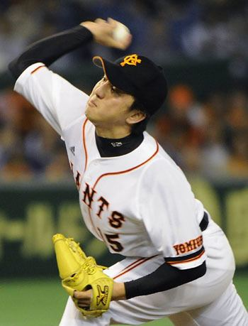 Hirokazu Sawamura Giants delay Dragons39 title The Japan Times
