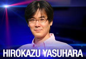 Hirokazu Yasuhara wwwtssznewscomwpcontentuploads200808hiroka