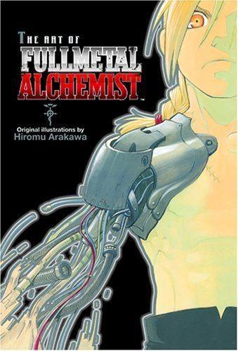 Hiromu Arakawa Amazoncom The Art Of Fullmetal Alchemist 9781421501581 Hiromu
