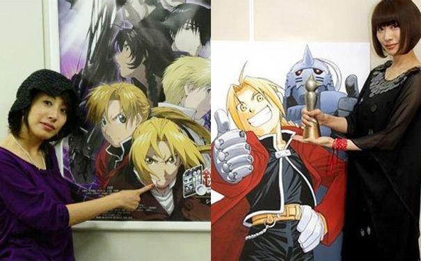 Hiromu Arakawa Get to Know a Manga Artist The Unstoppable Hiromu Arakawa Arakawa Hiromu