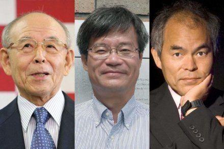 Hiroshi Amano LED breakthrough sees Japaneseborn researchers Isamu