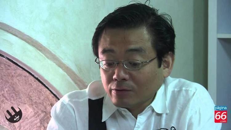 Hiroshi Fujii Converses de Cultura de pagina66 amb Hiroshi Fujii YouTube