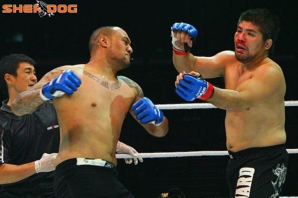 Hiroshi Izumi Pictures of World Victory Road 39Sengoku 10 Event Photo