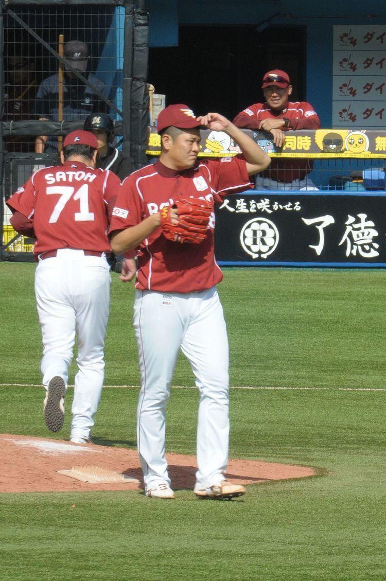 Hiroshi Katayama (baseball) Hiroshi Katayama baseball Wikipedia