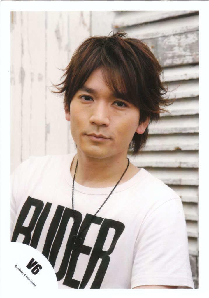 Hiroshi Nagano Hiroshi Nagano of V6 Nickname Hiroshi Naganokun Color Purple