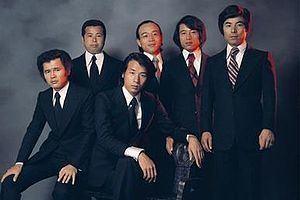 Hiroshi Uchiyamada and Cool Five httpsuploadwikimediaorgwikipediaenthumb7