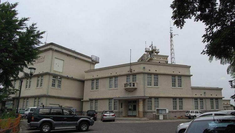 Hiroshima City Ebayama Museum of Meteorology