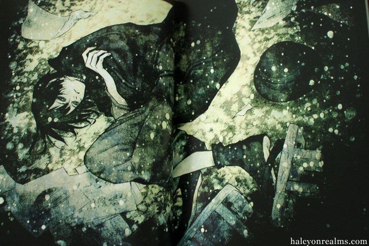 Hiroyuki Asada Water Hiroyuki Asada Illustrations Art Book Review