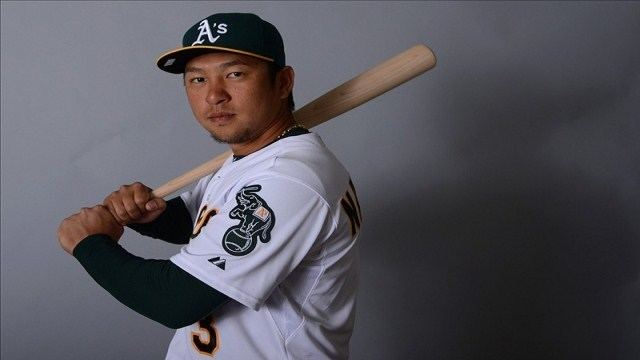 Hiroyuki Nakajima Hiroyuki Nakajima Likely Out for Oakland A39s Weekend Games