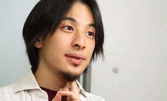 Hiroyuki Nishimura 4chans moot passes the keys back to its roots Nerd Reactor
