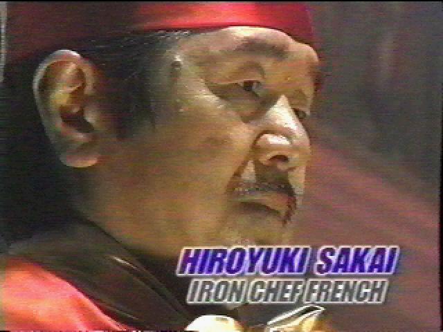 Hiroyuki Sakai Chef Hiroyuki Sakai Iron Chef Photo 59683 Fanpop