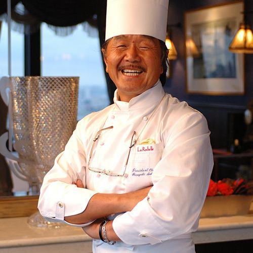 Hiroyuki Sakai Gourmet Japan 2015 Iron Chef Hiroyuki Sakai