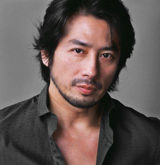 Hiroyuki Sanada Was reminded today about this ravishing ronin Hiroyuki