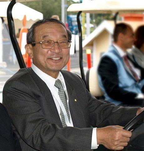 Hiroyuki Watanabe ITS International Cooperative infrastructure reduces