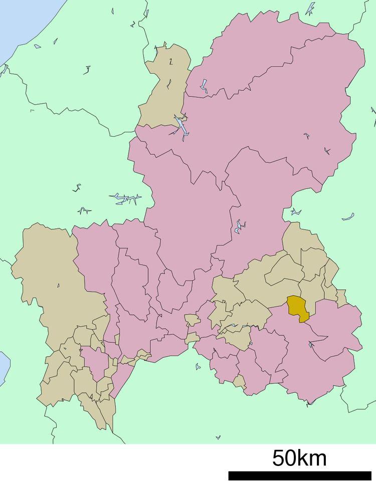 Hirukawa, Gifu