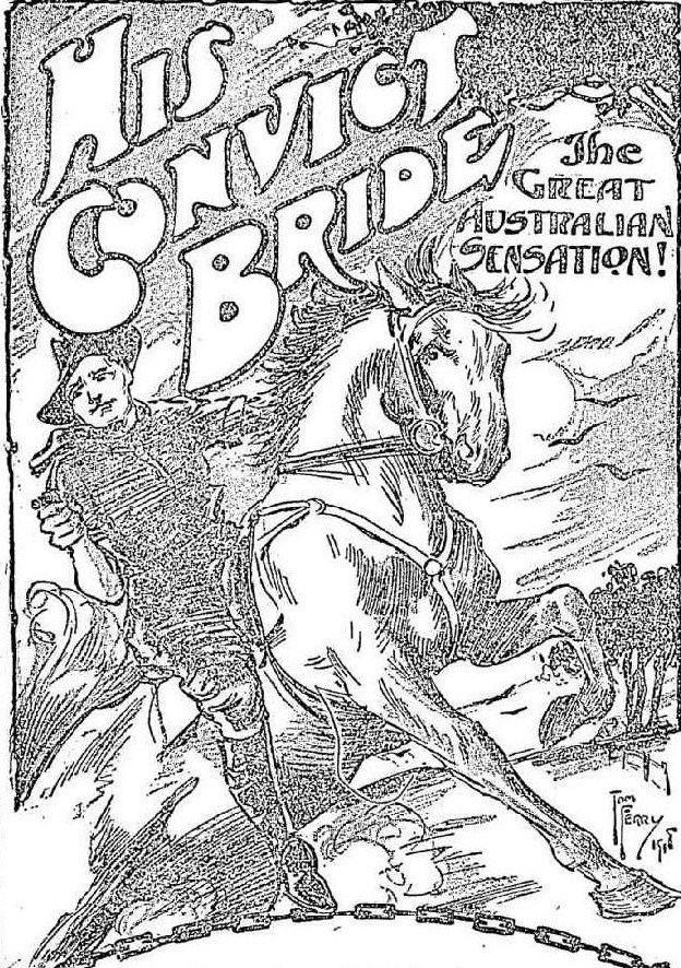 His Convict Bride movie poster