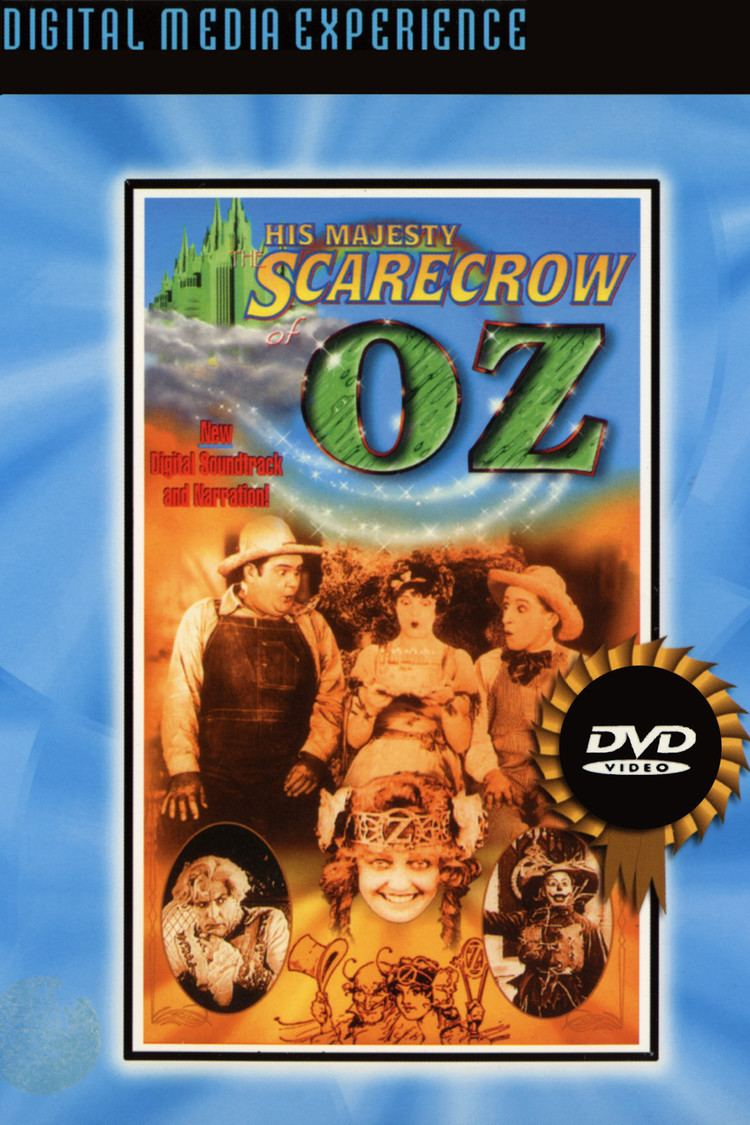 His Majesty, the Scarecrow of Oz wwwgstaticcomtvthumbdvdboxart69864p69864d
