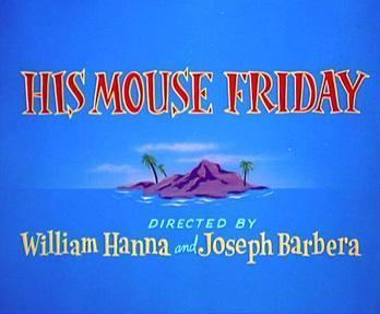 His Mouse Friday movie poster