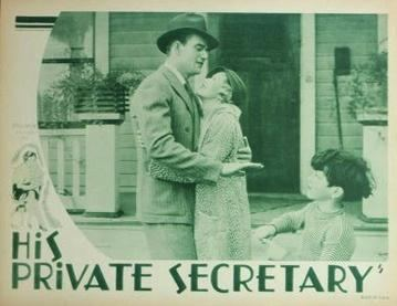 His Private Secretary His Private Secretary Wikipedia