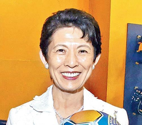 Hisako, Princess Takamado Princess Takamado39s speech helped Tokyo win 2020 bid Sports