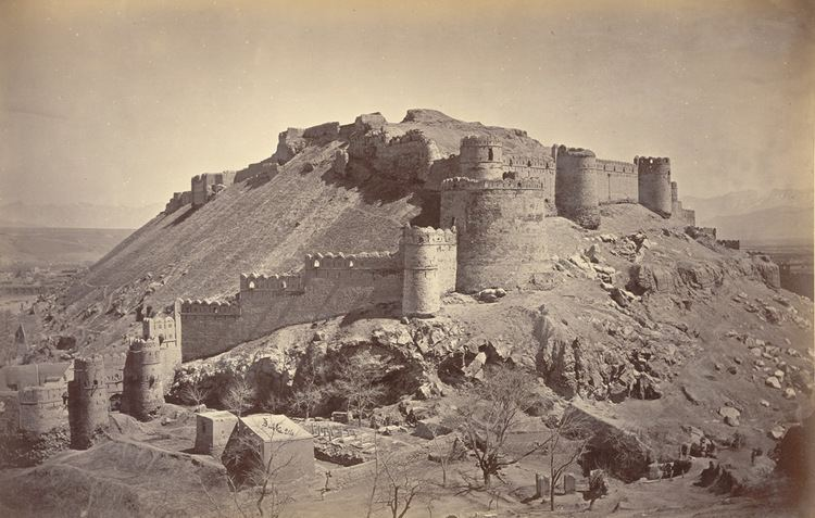 Hisar (city) in the past, History of Hisar (city)