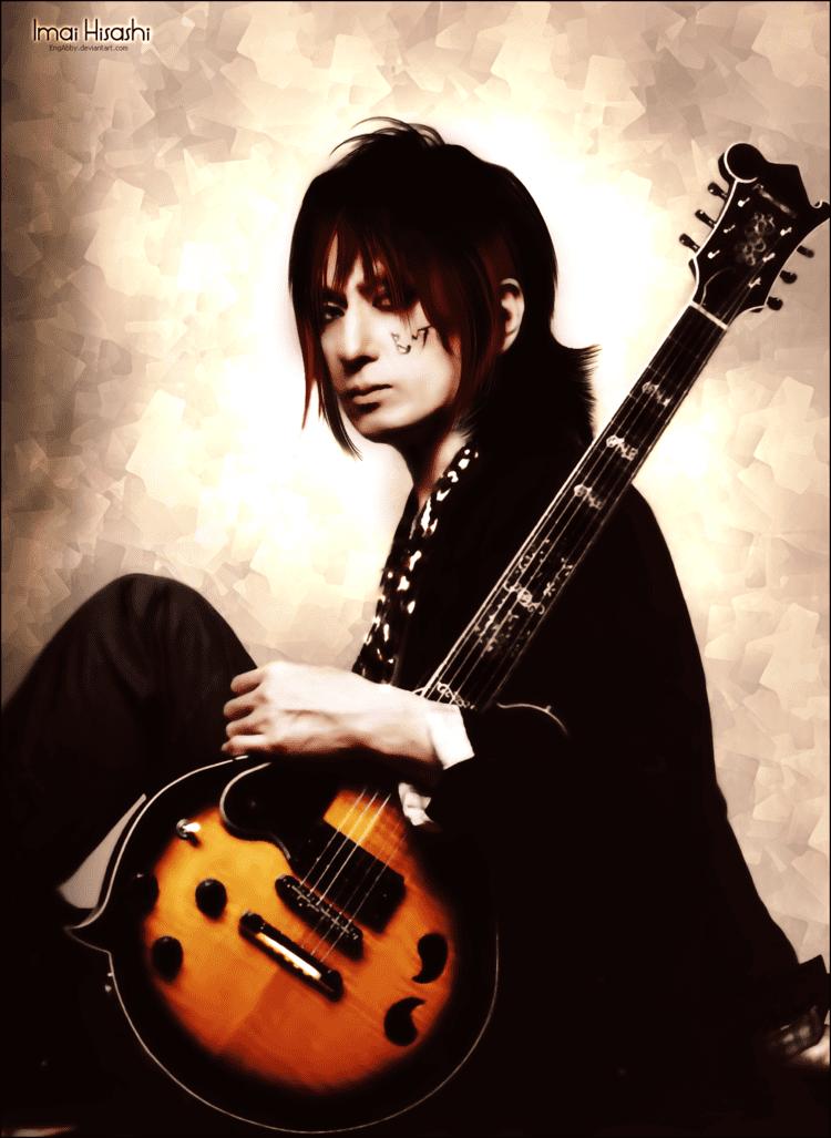 Hisashi Imai HISASHI IMAI BuckTick on jguitarizm DeviantArt