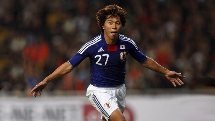 Hisato Satō Sato out for two months Sport Japan Bullet