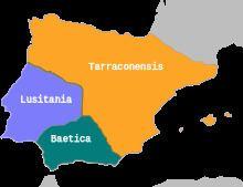 Hispania Tarraconensis Hispania Tarraconensis Wikipedia