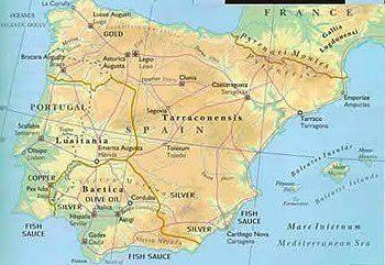 Hispania Tarraconensis Hispania Tarraconensis Gordon Doherty Writer