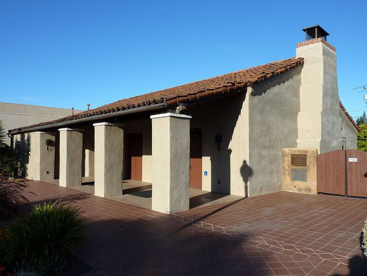 Historic Adobe Building