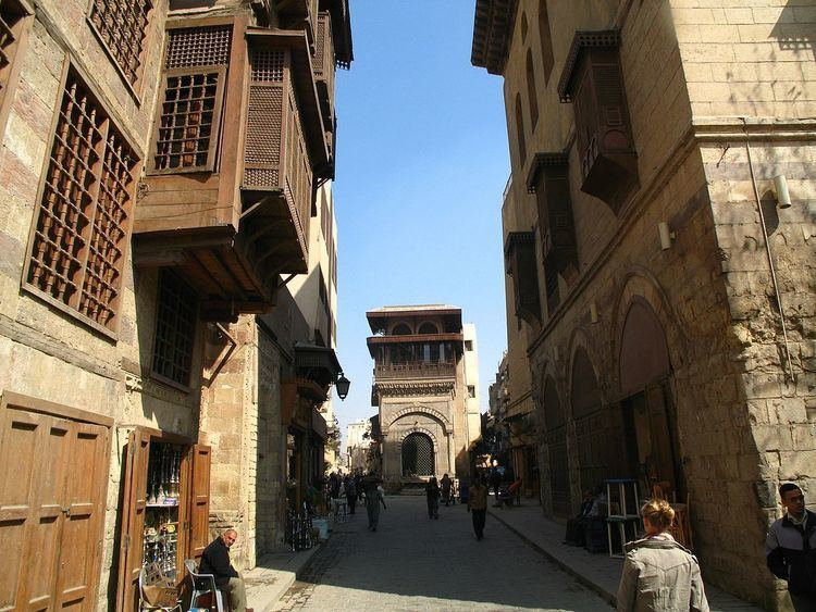 Historic Cairo Restoration Project